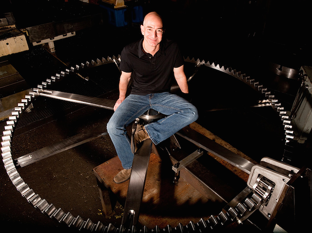 Why is Amazon's Jeff Bezos building a 10,000 year clock?